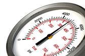 Pressure Gauge 5000 PSI — Stock Photo