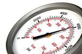 Pressure Gauge 6000 PSI — Stock Photo