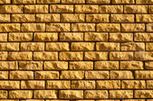 Yellow bricks — Stock Photo