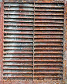 вентиляционные заслонки — Стоковое фото