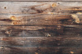 Wooden fence — Stockfoto
