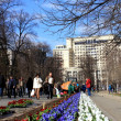 Stock Photo: Spring in moskow