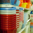 Stock Photo: Plastic ware
