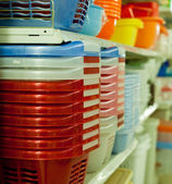 Plastic ware — Stock Photo