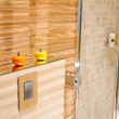 Stock Photo: Interior bath room