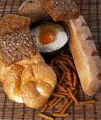Set of Bread — Foto Stock