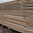 Stock Photo: Wooden material