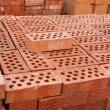 Bricks and blocks - Stock Photo
