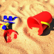 Beach toy — Stockfoto
