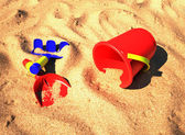 Beach toy — Stock Photo