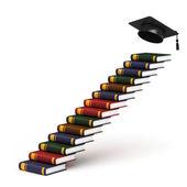 Way to graduation — Stock Photo