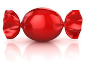 Red candy — Stock Photo