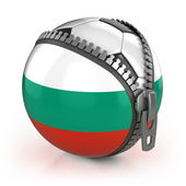 Bulgaria football nation — Stock Photo