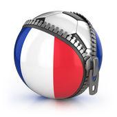 France football nation — Stock Photo