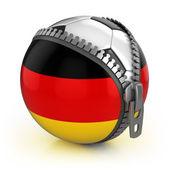 Germany football nation — Stock Photo