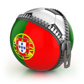 Portugal football nation — Stock Photo