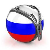 Nación de fútbol de rusia — Foto de Stock