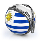 Uruguay football nation — Stock Photo