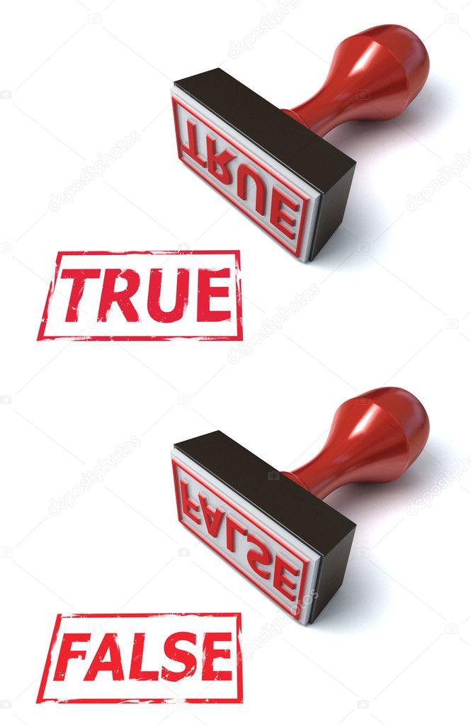 верно или не верно: