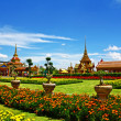 The Royal Crematorium (Phra Men) At Bangkok Thailand — Lizenzfreies Foto