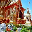 The Royal Crematorium (Phra Men) At Bangkok Thailand — Stock Photo #10207106