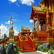 The Royal Crematorium (Phra Men) At Bangkok Thailand — Stock Photo #10207303