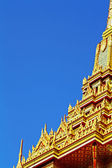 Thai art Phra Men, Bangkok, Thailand. — Stock Photo