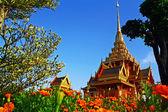 The Royal Crematorium (Phra Men) At Bangkok Thailand — Stock Photo
