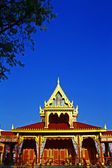 The Royal Crematorium (Phra Men) at Sanam Luang — Stock Photo