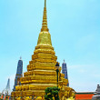 View of Wat Phra Kaew — Foto de Stock