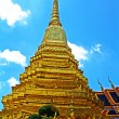 View of Wat Phra Kaew — Foto Stock