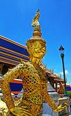 View of Wat Phra Kaew — Stock Photo