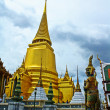 View of Wat PhrKaew — Stock Photo #10487098