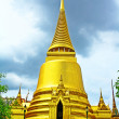 Golden pagodat Wat PhrKaew — Stock Photo #10487216