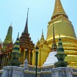 Vtew of Wat Phra Kaew — Stockfoto
