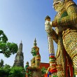 Demon at Wat Arun. — Stock Photo #10715365