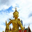 Angel at Wat Phra Kaeo, Bangkok — Foto de Stock