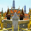 Angels at Wat PhrKaeo, Bangkok — Stock Photo #10716912