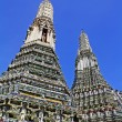 Prang of Wat Arun. — Stock Photo #10718030