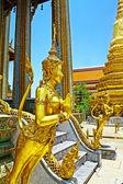 Angel at Wat Phra Kaeo, Bangkok — Stock Photo