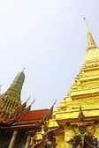 The Wat Phra Kaew — Stock Photo