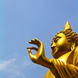 Stock Photo: Buddharupa
