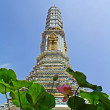 The Wat Phra Kaew — Stock Photo