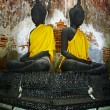 Black Buddha - Foto de Stock