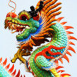Chinese dragon - Photo