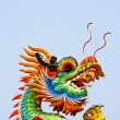 Chinese dragon - Foto de Stock