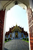Wat Benchamabophit — Stock Photo