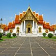 Wat Benchamabophit Dusitvanaram — Stock Photo