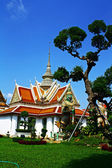 View of Wat Arun. — Stock Photo