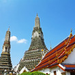 Prang of Wat Arun. — Photo